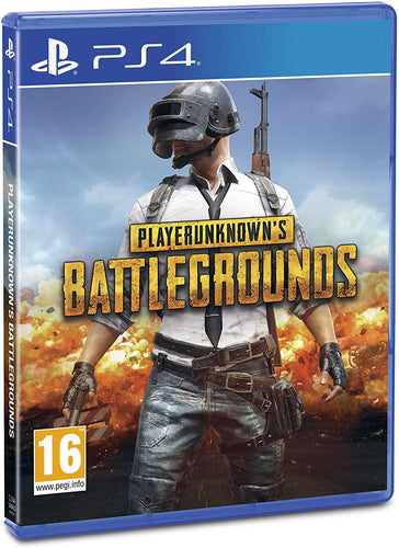PlayerUnknown's Battlegrounds PUBG- PS4 - TUZZUT Qatar Online Store