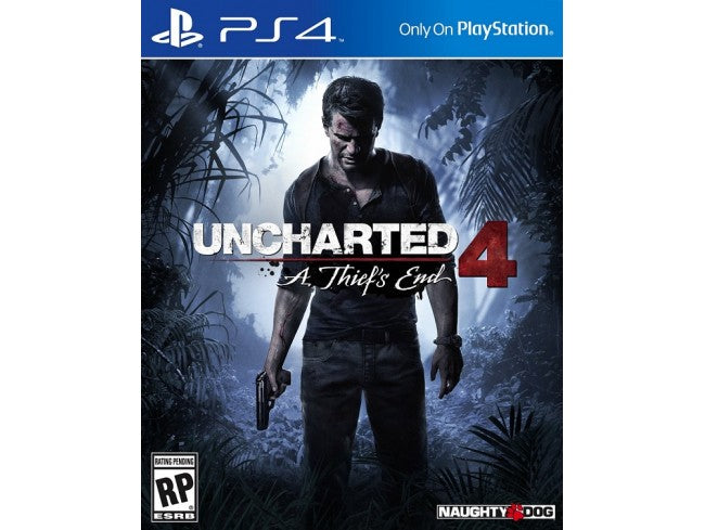 UNCHARTED 4: A THIEF'S END PS4 - USA