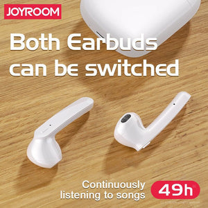 Joyroom JR-T04S TWS Bilateral Wireless Earbuds - TUZZUT Qatar Online Store