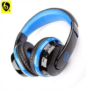 OVLENG MX666 Wireless Bluetooth V4.0+EDR Headsets with Built-in Mic, Rechargeable