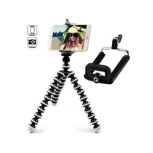 Load image into Gallery viewer, Gorilla Octopus Fully Flexible Foldable Camera & Mobile Tripod Stand Z-03 - TUZZUT Qatar Online Store