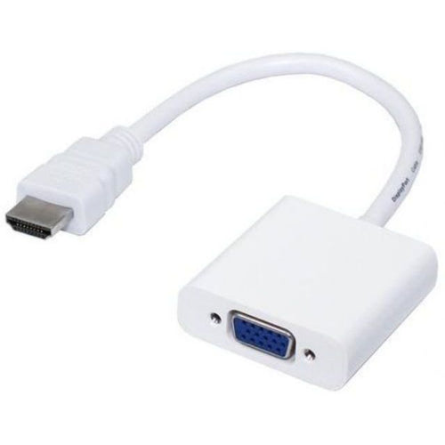 HDMI To VGA Adaptor Cable - TUZZUT Qatar Online Store