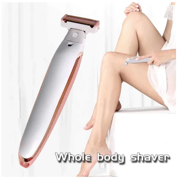Flawless Body - Total Body Hair Remover - TUZZUT Qatar Online Store