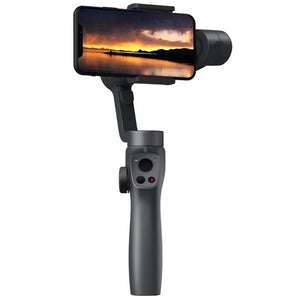 Funsnap Capture-2 3-axis Mobile Handheld Gimbal Stabilizer with Zooming Wheel Mode - TUZZUT Qatar Online Store
