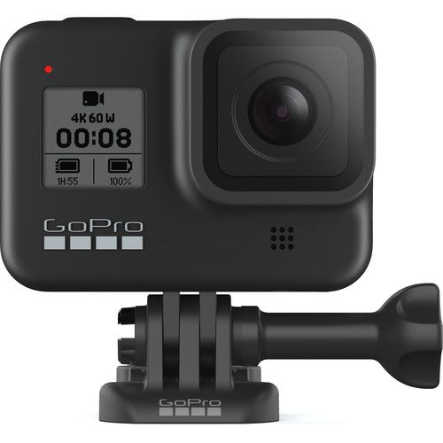 Gopro Hero 8 Black - Available Now in Qatar!