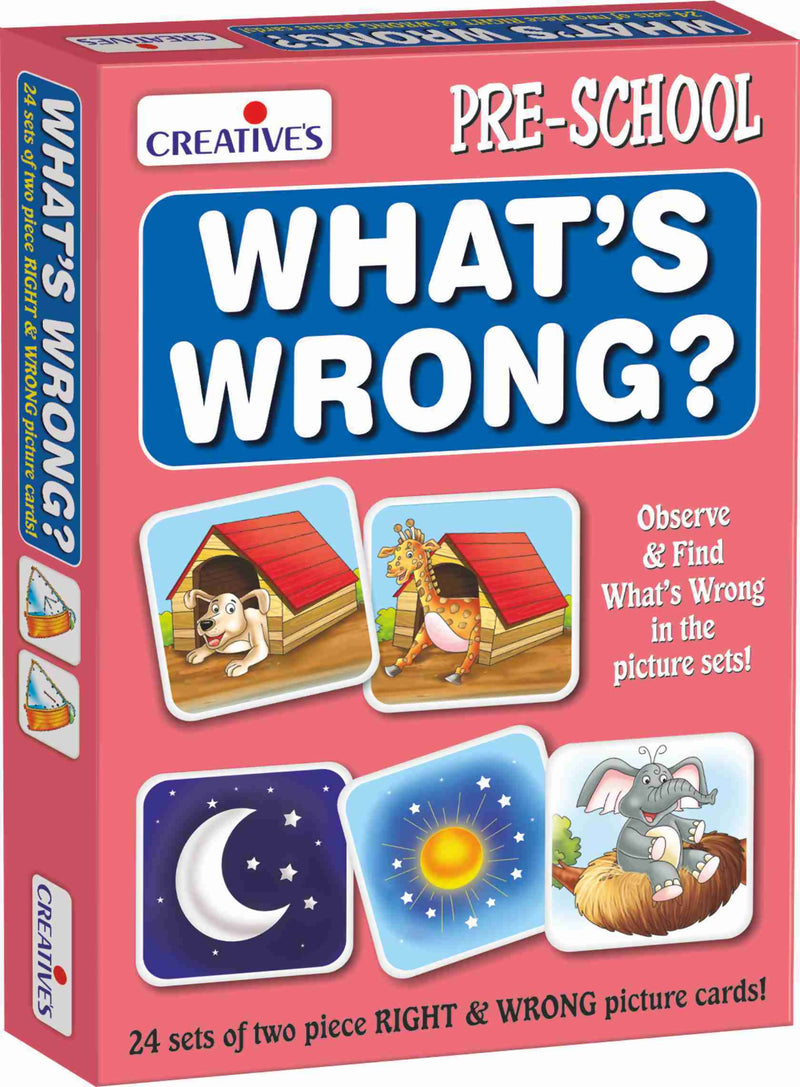 What's Wrong - TUZZUT Qatar Online Store