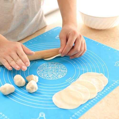 Non-Stick Measuring Pastry Mat - TUZZUT Qatar Online Store