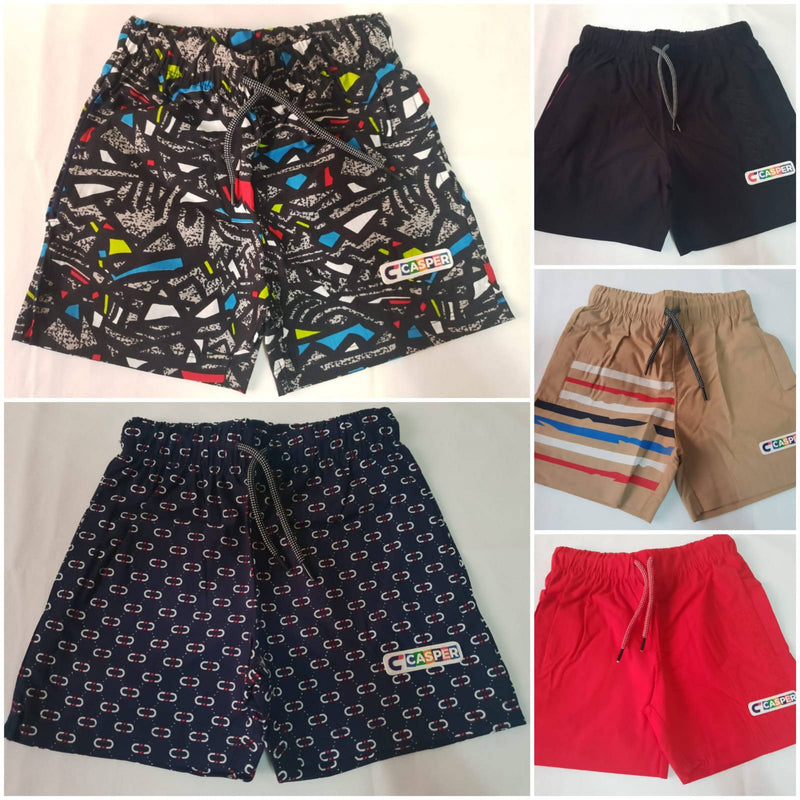 Woven Shorts for Boys pack of 5 - TUZZUT Qatar Online Store