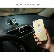 Load image into Gallery viewer, Baseus Mechanical Era Magnet Phone Car Holder Mount Silver SULX-OS - TUZZUT Qatar Online Store