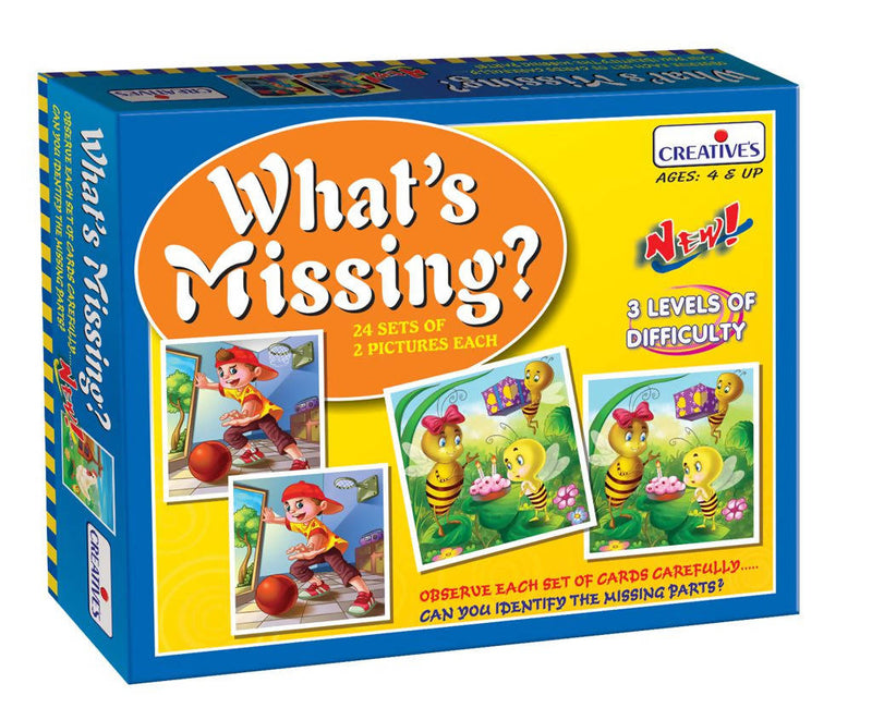 What's Missing - TUZZUT Qatar Online Store