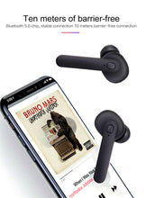 Load image into Gallery viewer, DT-5 TWS Wireless Bluetooth Headset 5.0 HIFI Earbuds Earphone Stereo Headphone - TUZZUT Qatar Online Store