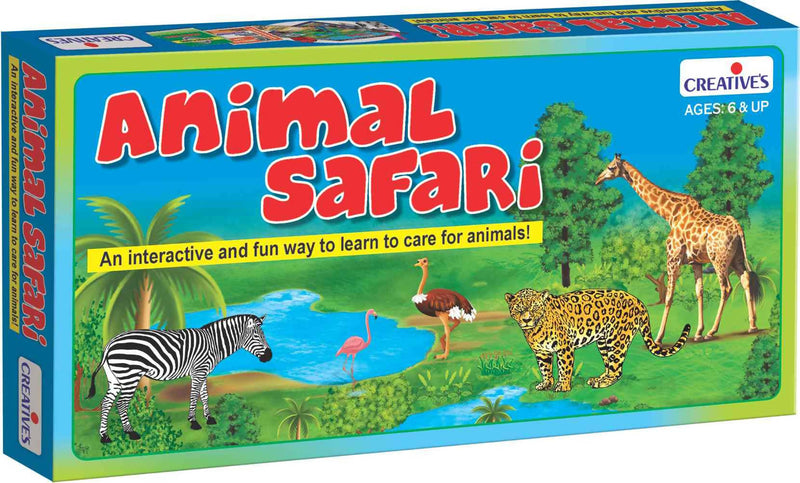 Animal Safari - TUZZUT Qatar Online Store