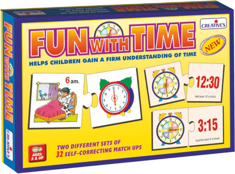 Fun with Time - TUZZUT Qatar Online Store