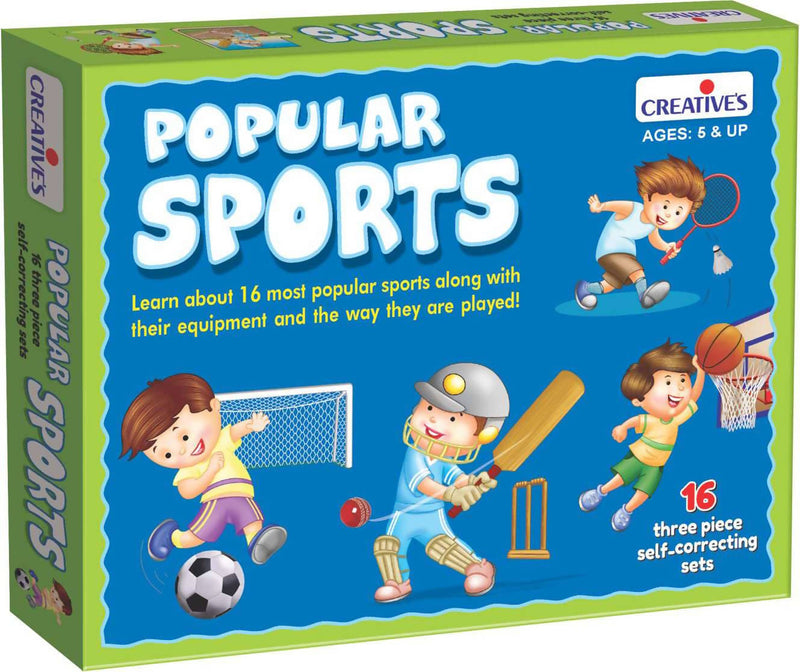 Popular Sports - TUZZUT Qatar Online Store
