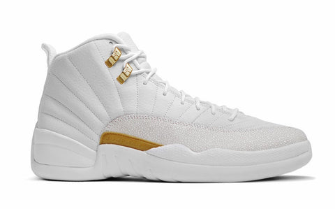 "Air Jordan 12 Retro OVO ""White"" 456985-090"