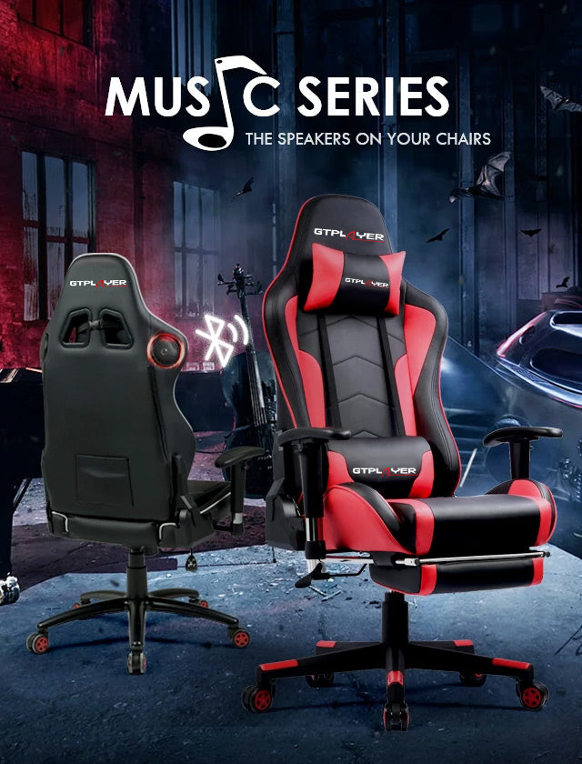 Outstanding The Best Gaming Chairs Gtplayer Evergreenethics Interior Chair Design Evergreenethicsorg