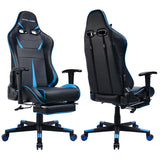 Footrest Series GT909-BLUE