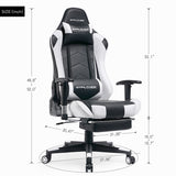 Footrest Series // GT901-WHITE