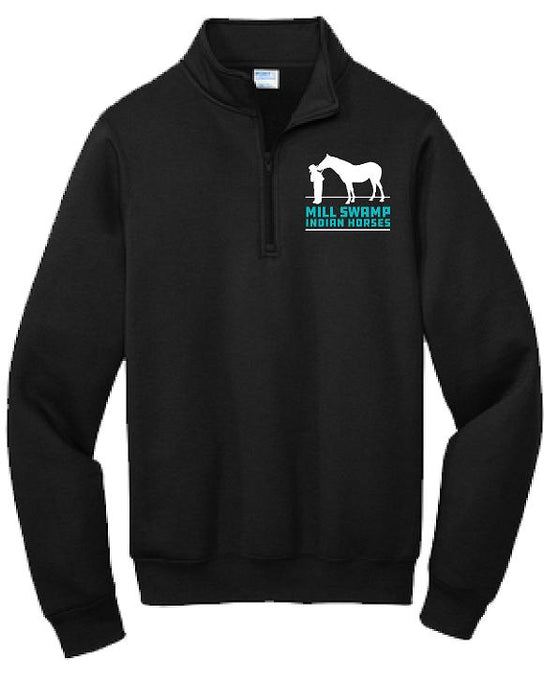 MSIH Quarter Zip Sweatshirt