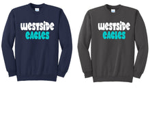 Load image into Gallery viewer, Westside Eagles Crewneck Sweatshirt