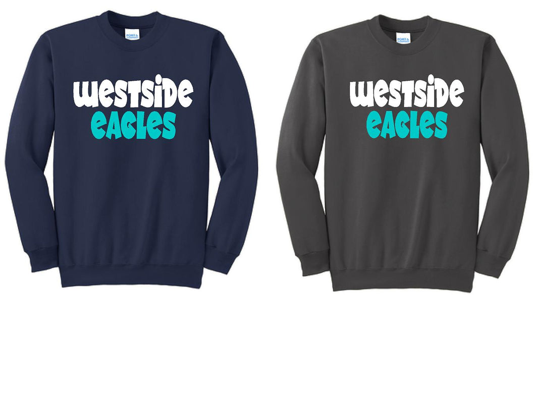 Westside Eagles Crewneck Sweatshirt