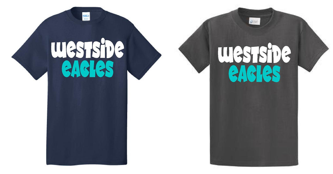 Westside Eagles Short Sleeve Shirt