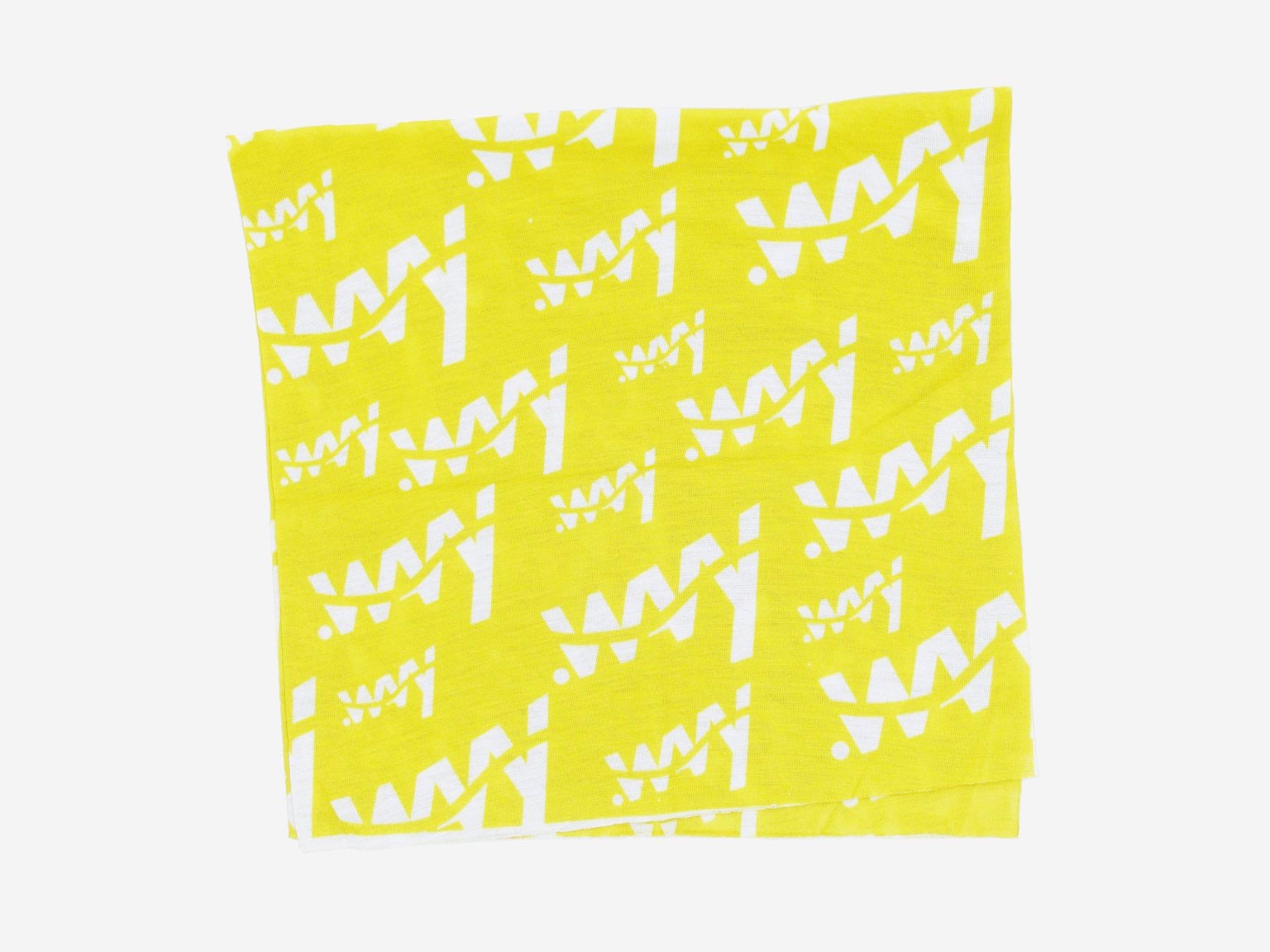 .wavy FACEMASK/BANDANA 2-PACK [YELLOW] - dotwavy