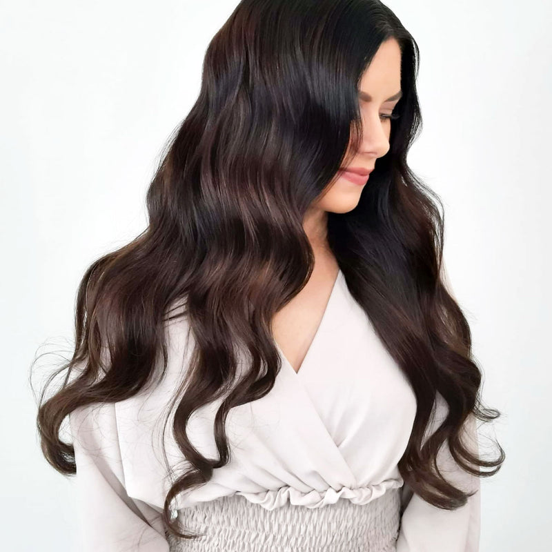 How to Apply Tape-In Hair Extensions