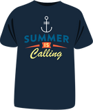 "Tricou sailing ""Summer is calling"""