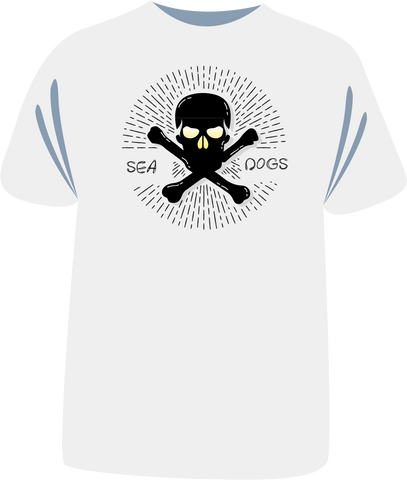 "Tricou ""Sea Dogs"""