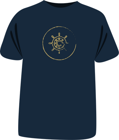 "Tricou ""Golden Helm"""