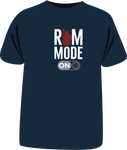 "Tricou sailing ""Rom Mode On"""