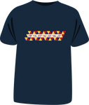 "Tricou sailing ""Proud Romanian Sailor"""