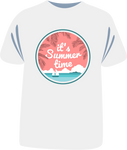 "Tricou ""It's summer time"