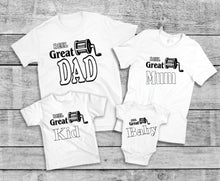 Load image into Gallery viewer, Father's Day T-Shirts