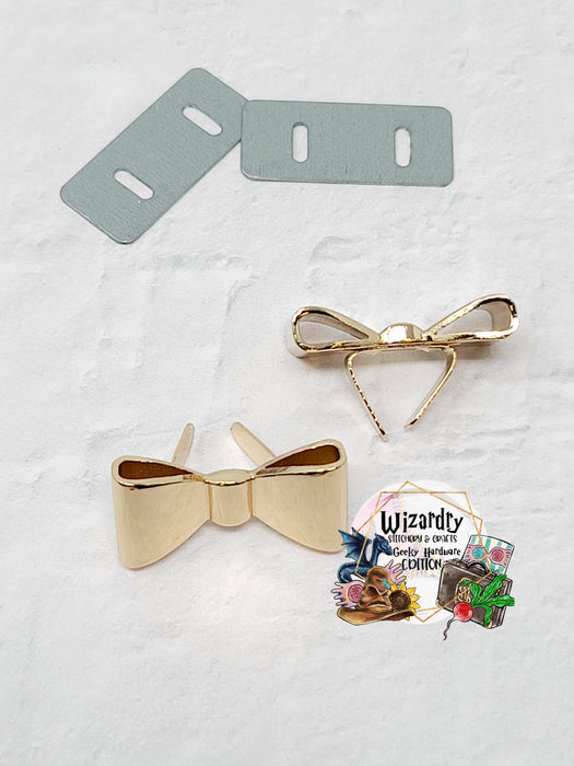 "Bow Decorations (1.25"") - Pack of Two"