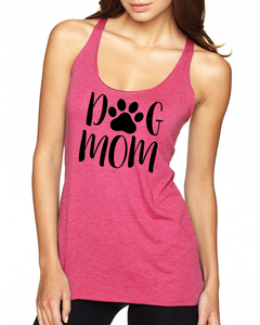 Dog Mom Women's Tank Top