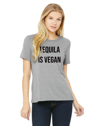 tequila is vegan