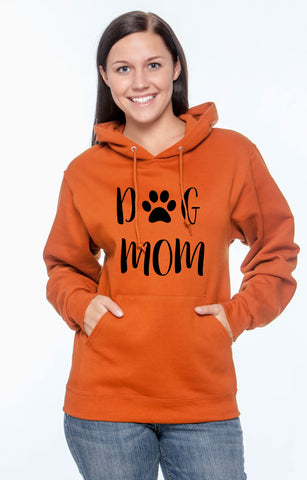 Dog Mom Pullover Hoodie