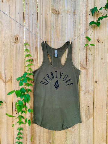 Herbivore vegan tank top