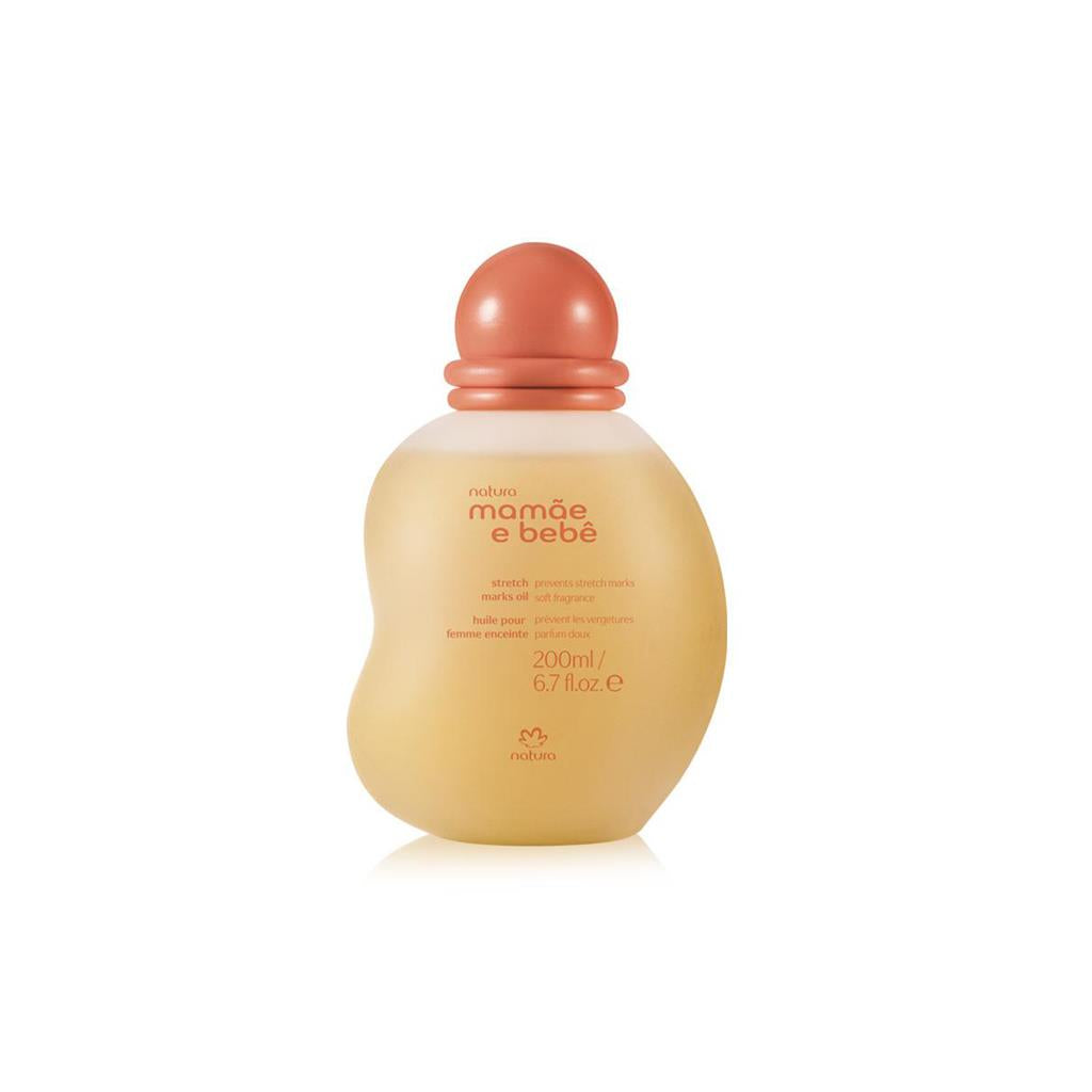 Mamãe Bebê Stretch Marks Prevention Oil 200ml - Natura