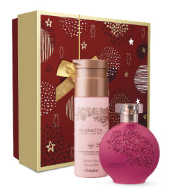 Floratta Secret Flowers Gift Set - O Boticario
