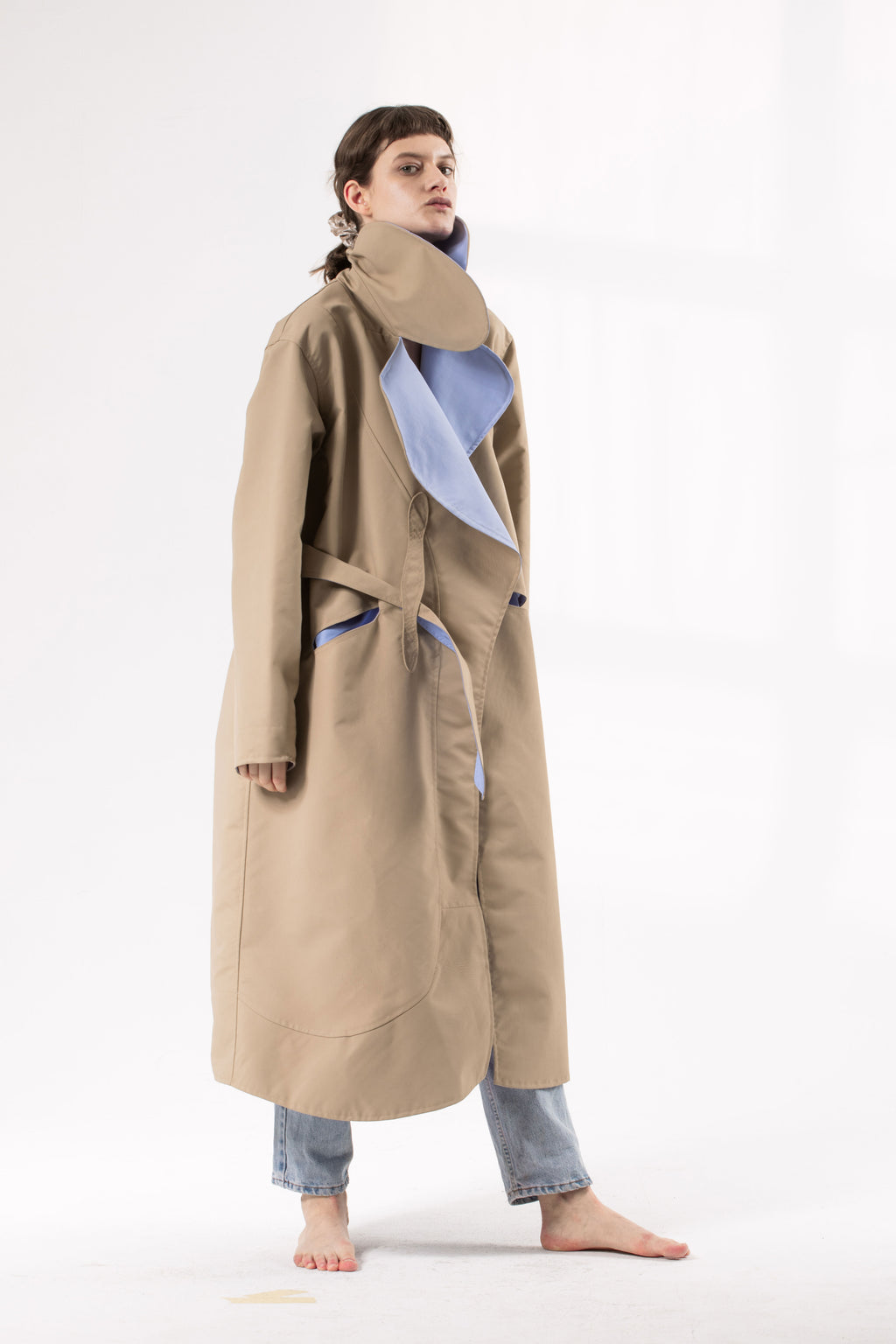 ROES duster coat