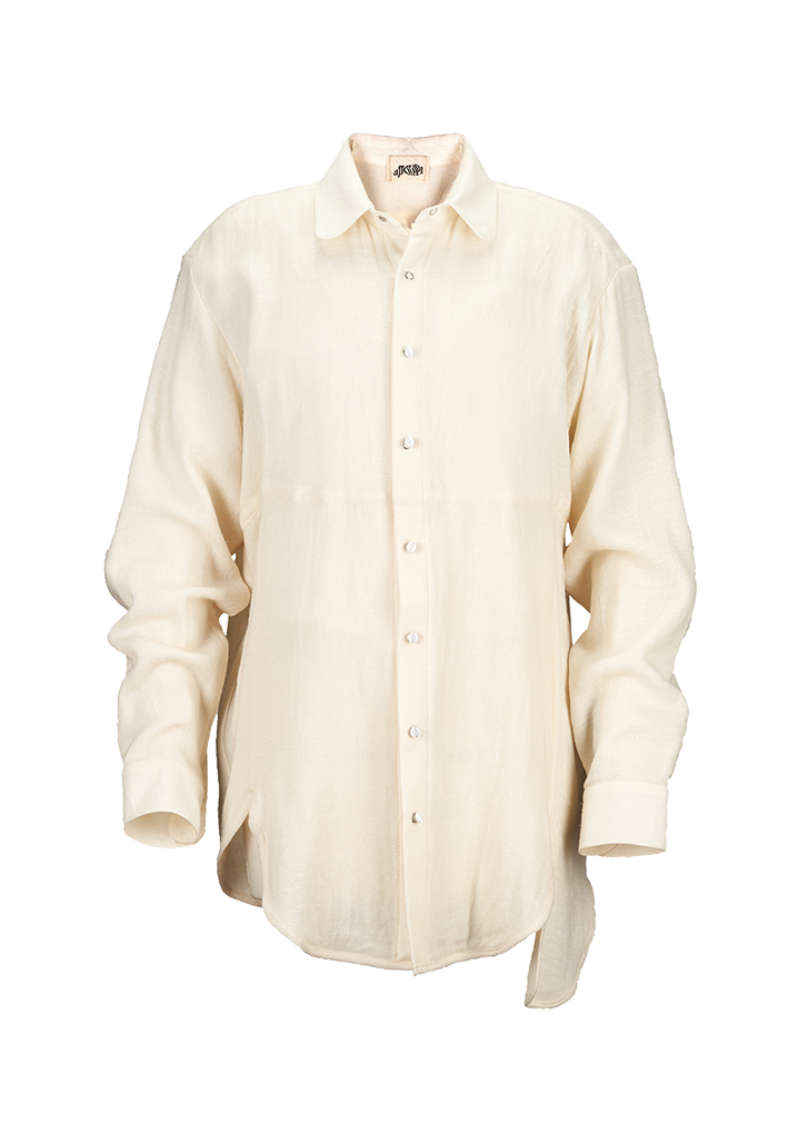 BASMA shirt fine wool