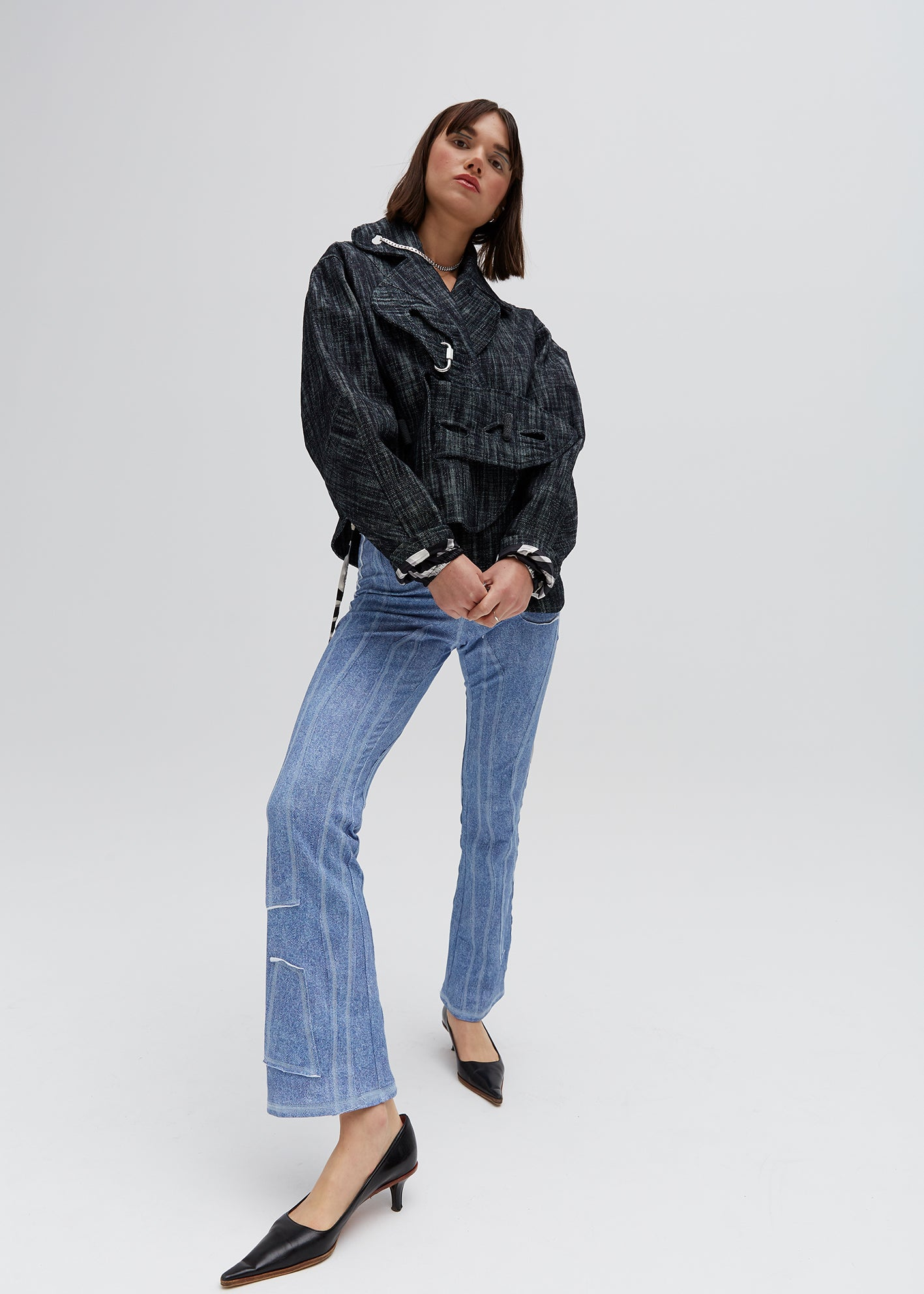ENOSI jacket denim