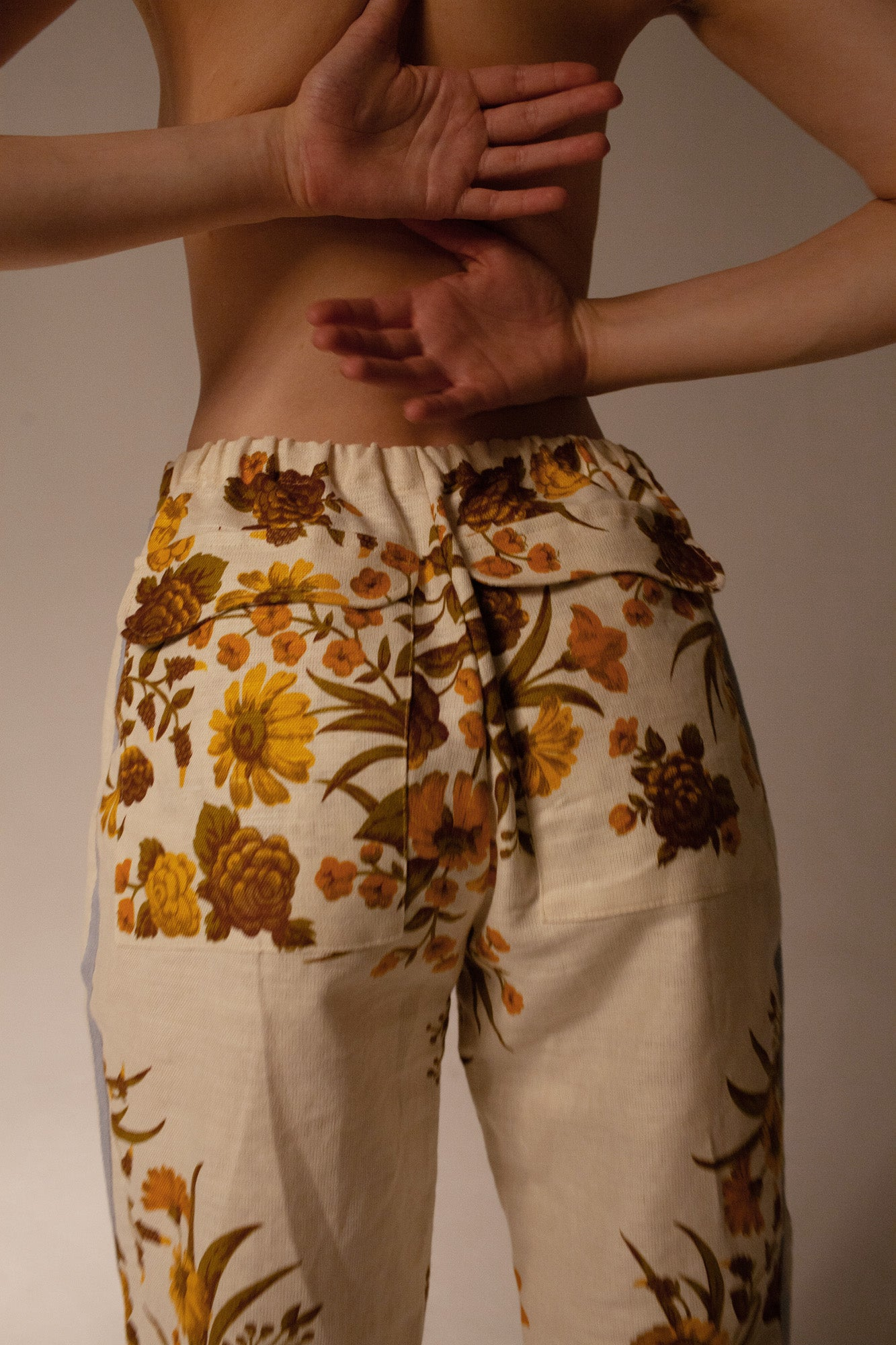 LISTKI trousers