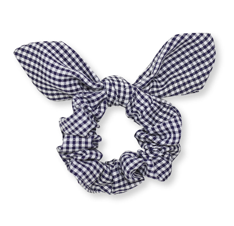 What the Check Scrunchie Set