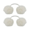 Snow In Love Pom Pom Hair Elastics *HOLIDAY EXCLUSIVE*