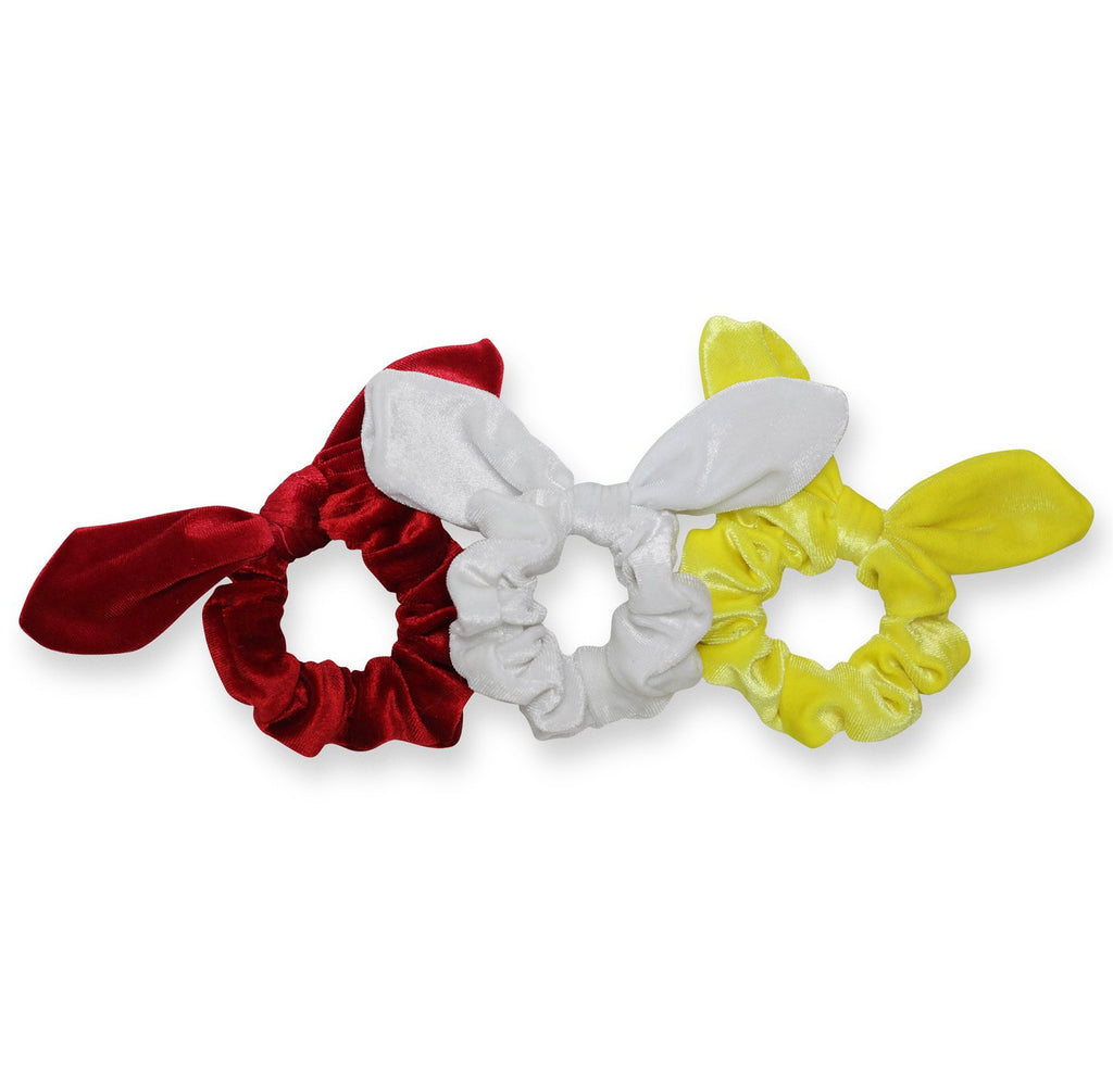 Flamin' Hot Scrunchie Set