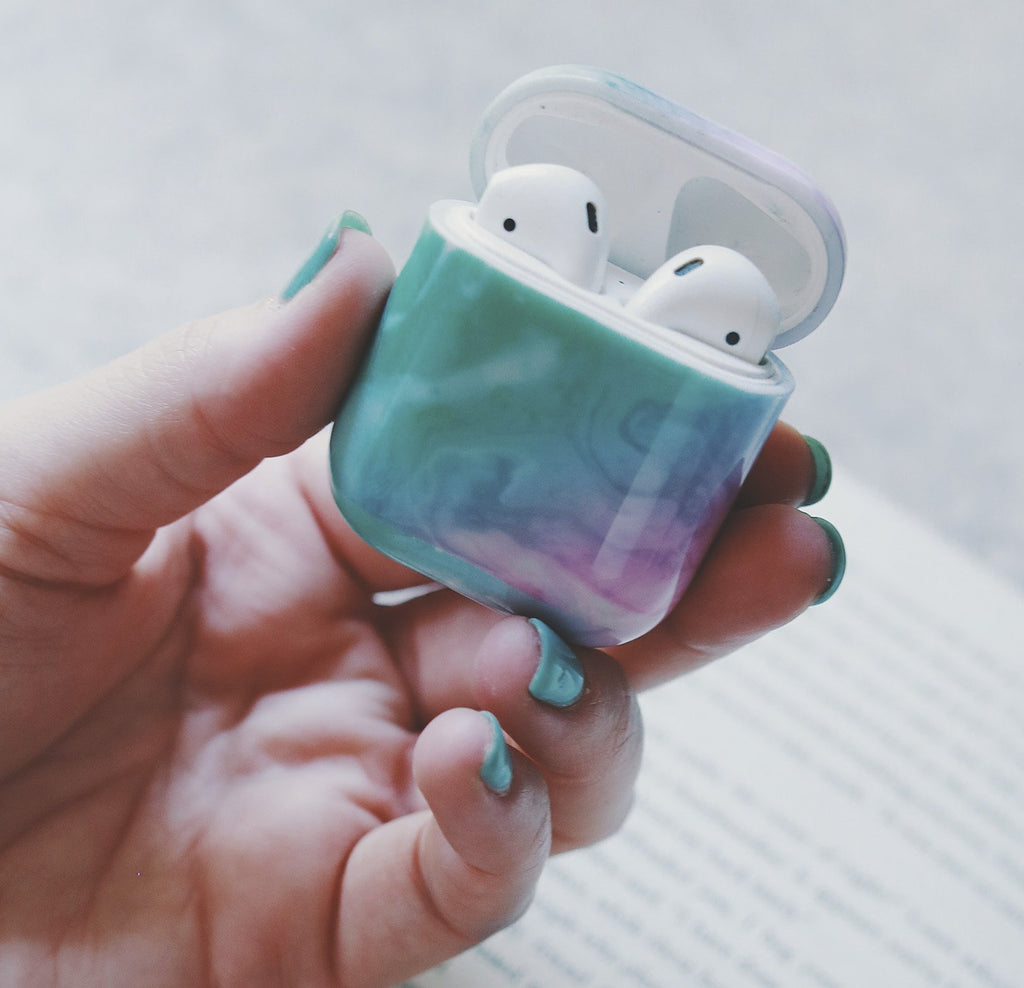 Over the Rainbow Hard AirPods Case